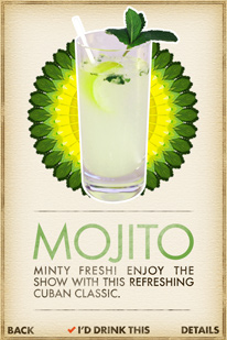 What Cocktail? - Mojito