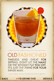 What Cocktail? - Old Fashioned